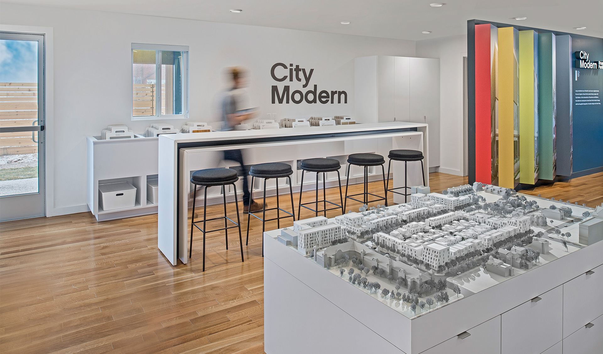 City Modern, Detroit